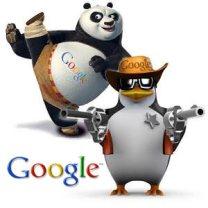 Pingüino Google